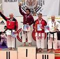Mistrovství ČR v karate 2017